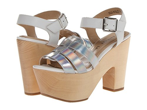 Chinese Laundry Women's Melt Down Platform Sandal - Silve...