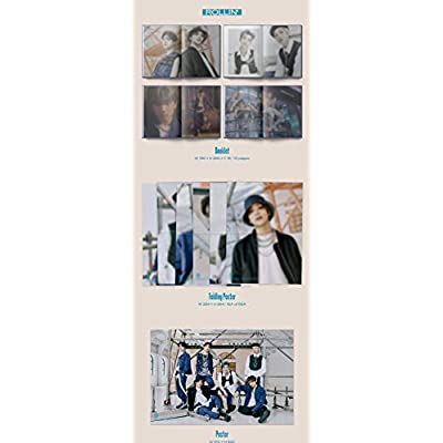 NCT Dream - Reload [Rollin ver.] (4th Mini Album) [Pre Order] Album Package with Extra Decorative Sticker Set, Photocard Set: Arts, Crafts & Sewing