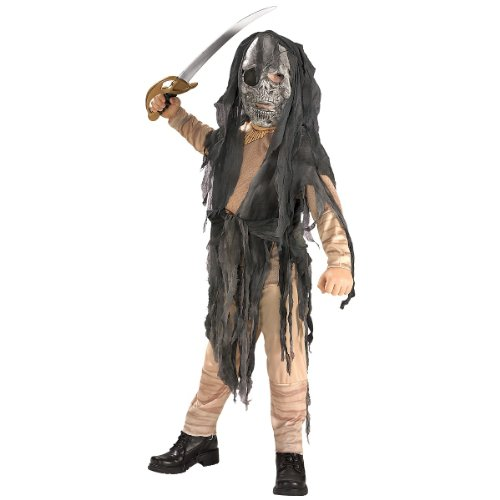Rubies Halloween Concepts Children's Costumes Ghostship Pirate - Medium]()