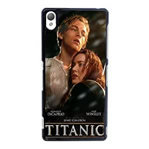 Sony Xperia Z3 Cell Phone Case Black Titanic ST1YL6754643