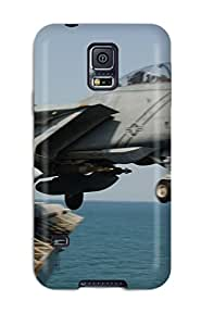 Best durable Protection Case Cover For Galaxy S5(jet Fighter) 7249865K97538482