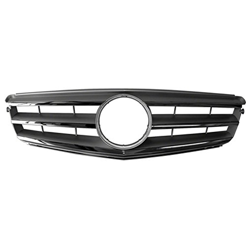 OE Replacement Mercedes-Benz C300/C350Grille Assembly (Partslink Number - Mercedes Valley