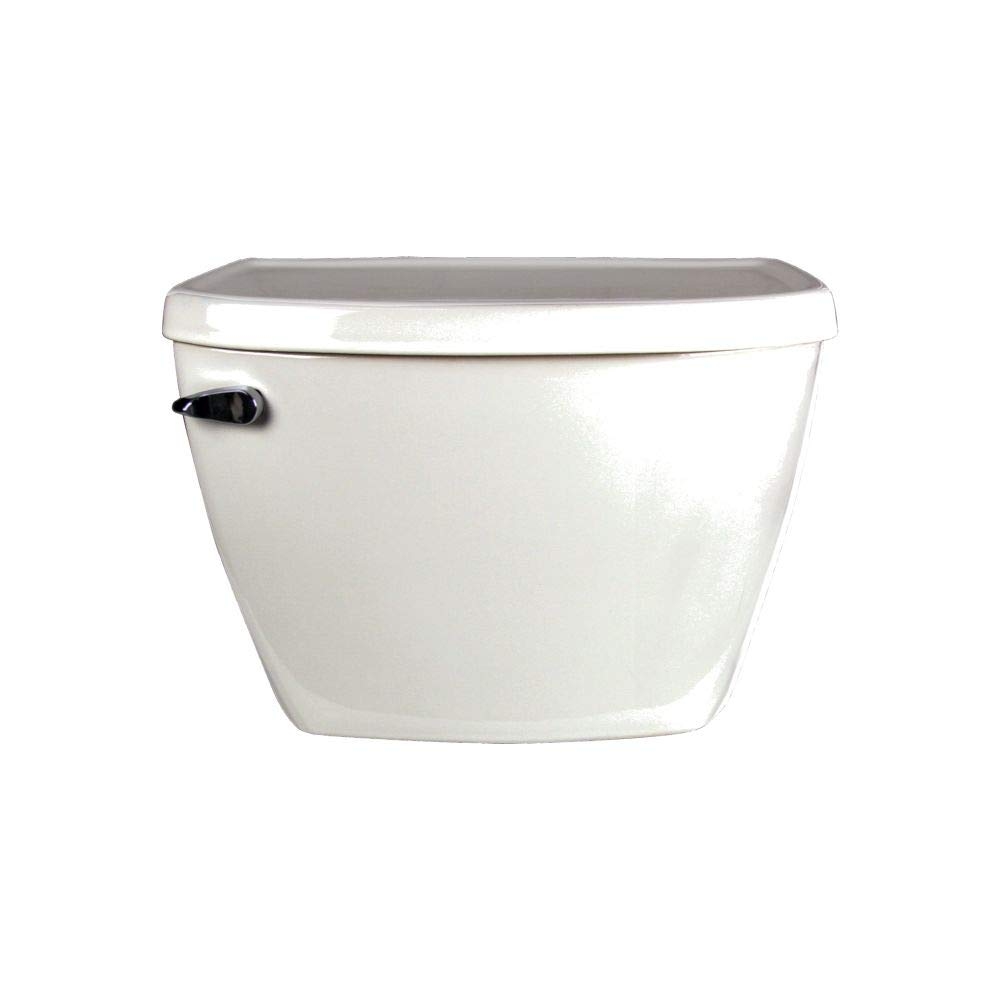 American Standard 4142.100.020 Cadet Flowise Right Height Elongated Pressure Assisted Two Piece Toilet with Bedpan Slots, White by American Standard