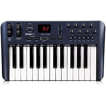M-Audio Oxygen 25 25-Key USB MIDI Keyboard Controller