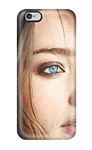 Fashion PC Case Cover For Apple Iphone 6 Plus 5.5 Inch Miranda Kerr Female Celebrity
