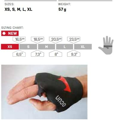 Ocun – Guantes de grietas Crack Glove, color , tamaño large ...