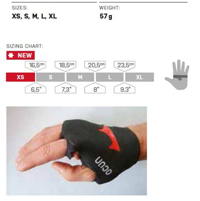 Ocun Crack Climbing Gloves (X Small)