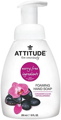 Hand Soap: Attitude Foaming