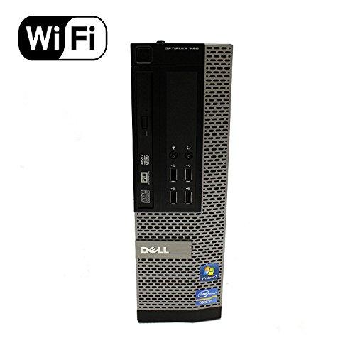 [해외]Dell OptiPlex 790 소형 폼 팩터 (인텔 코어 i3 ? 2120 3.3 GHz의 료스터요8 GB 120GB120+윈도우 10 프로(S0Pro) / Dell OptiPlex 790?Small Form FactorデスクトップPC (Intel Core i3???2120?3.3?GHz、8?GB 120?GB新品SSD、Windows 10?Pro (認定Re...