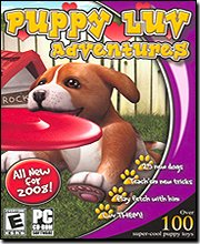 Mills Categories - Game Mill Publishing Puppy Luv Adventures for Windows for Age - All Ages (Catalog Category: PC Games / Simulations)