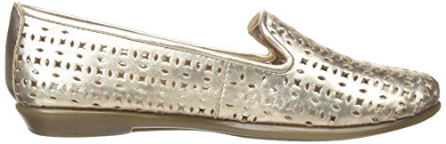 Slip You Aerosoles Loafer On Leather Betcha Gold Women's f7Bwq4