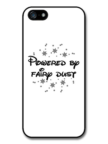 Powered By Fairy Dust Animated Kids Movie Quote case for iPhone 5 5S