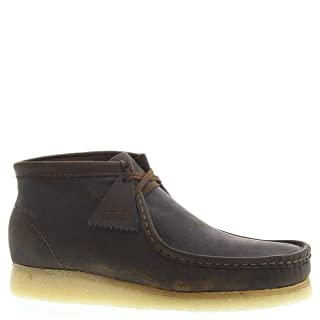 Clarks Wallabee Men's Desert Boots Suede Moccasins Brown Size 12 (B00KUNRH62) | Amazon price tracker / tracking, Amazon price history charts, Amazon price watches, Amazon price drop alerts