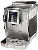 DeLonghi ECAM 23.420.SW Kaffee-Vollautomat (1,8 Liter, Dampfdüse) silber/weiß