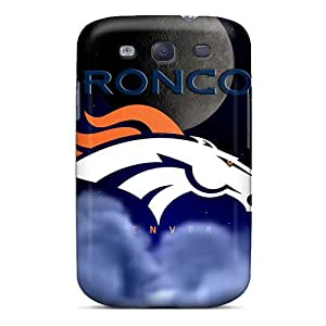 Best Hard Phone Covers For Samsung Galaxy S3 With Allow Personal Design Stylish Denver Broncos Pattern CristinaKlengenberg