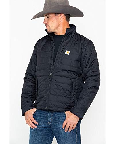 Carhartt Men's Gilliam Jacket, Black, Large in USA