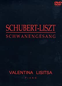 "Valentina Lisitsa plays ""Schwanengesang"" (The Swan Song) by Schubert (Transcription by Liszt)"