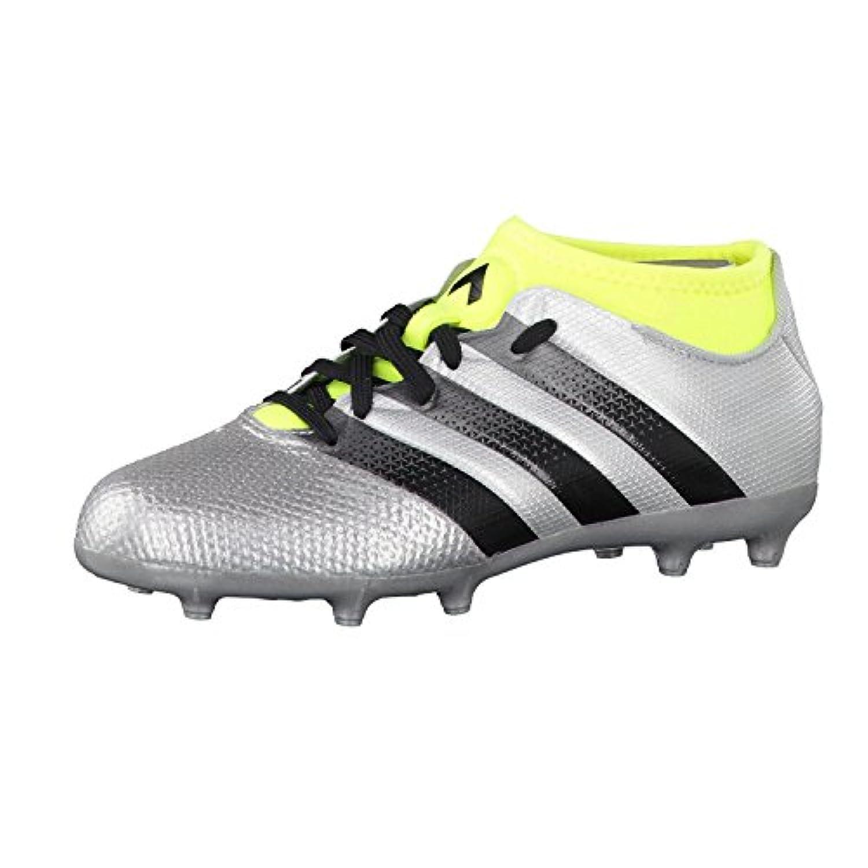 adidas Boys' Ace 16.3 Primemesh FG/AG J Football Boots, Amarillo (Amasol / Negbas / Plamet), 1