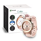 3Plus Callie Hybrid SmartWatch for Women, 30+ Day Battery | Heart Rate...