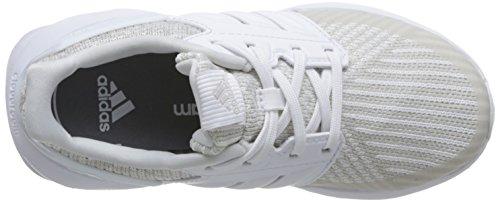 adidas Unisex-Kinder RapidaRun Knit C Fitnessschuhe grau (Gridos / Ftwbla / Ftwbla 000)