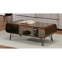 Coffee Table - This Retro Coffee Table Design Will Add Style and Pizazz to Your Home Décor. The Unique Design Coffee Table Is a Great Accent for Your Modern Interior Guaranteed!