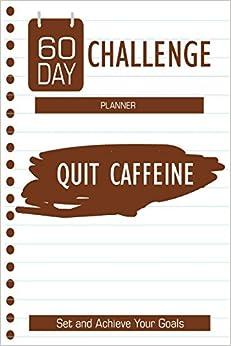 Quit caffeine challenge: Planner
