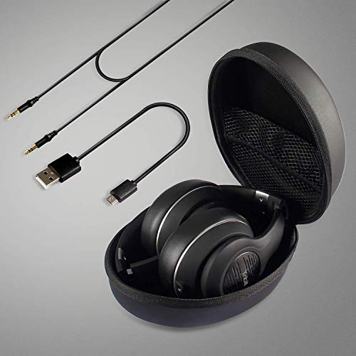 Bluetooth Headphones Over Ear, Tribit XFree Tune HiFi Wireless