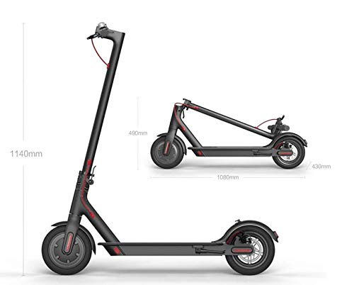 xiaomi mijia m365 electric scooters foldable lightweight