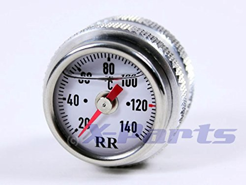RR indicatore temperatura olio oelthermometer Kawasaki vn800  + CLASSIC + Drifter + W800 X-Parts GmbH