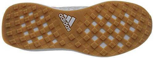 Unisex De Cortiz 000 Blanco K Adulto Zapatillas Rapidarun Uncaged Pertiz ftwbla Deporte Adidas YwqR1I