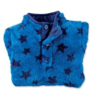 Boys Childrens Fleece Top Thermal Top Plush Cosy Jumper Zip Top Sweatshirt