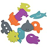 Dive Bath Tub Appliques Multicolor