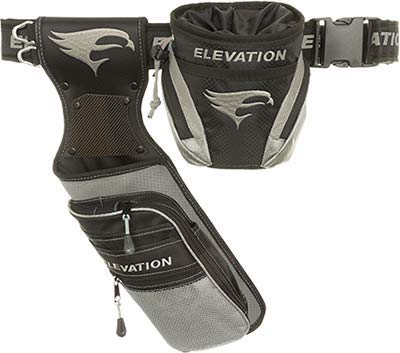 Elevation Nerve Field Quiver Package, Right Hand, Silver