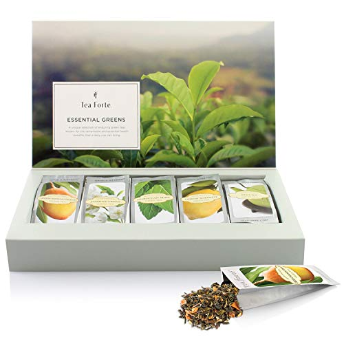 Buy loose leaf green tea