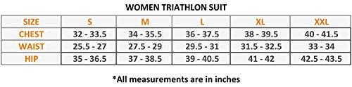Sparx Women Triathlon Suit Tri Short Racing Cycling Swim Run