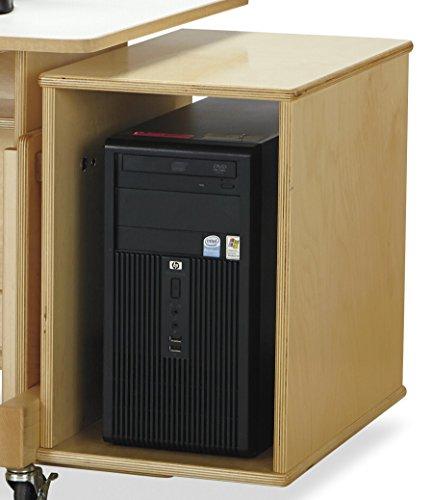 - Jonti-Craft 3361JC Endeavour Closed CPU Booth