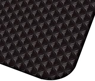 product image for Apache Mills Antifatigue Mat, Rubber, 3 ft. x 2 ft, 1 EA - 3913609002X3
