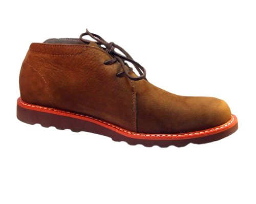 Awesome Bull Mens City Suede Chukka Boots Brown g8wLaoes
