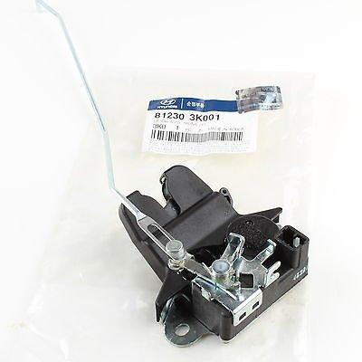 Genuine OEM Hyundai Trunk Lock Actuator Motor Latch 81230-3K001