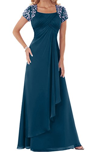 E Festkleid Abendkleid Ballkleid Ivydressing Mit Beliebt Aermel Kurz Lang Steine Damen Chiffon WRwqvPg8x
