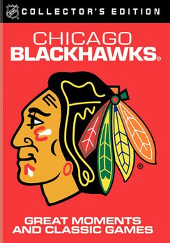 NHL Chicago Blackhawks Great Moments and Classic Games by Team Marketing