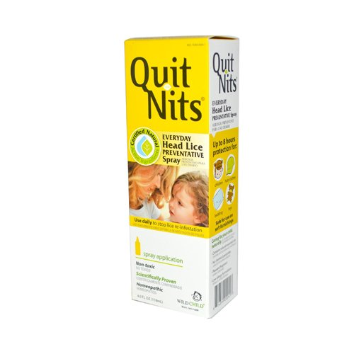 HYLANDS HOMEOPATHIC WILD CHILD QUIT NIT PREV, 4 OZ