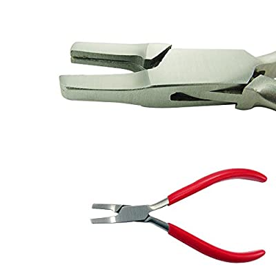 Mazbot Prong Closing Stone Parrot Head Setting Pliers Jewelry Tool