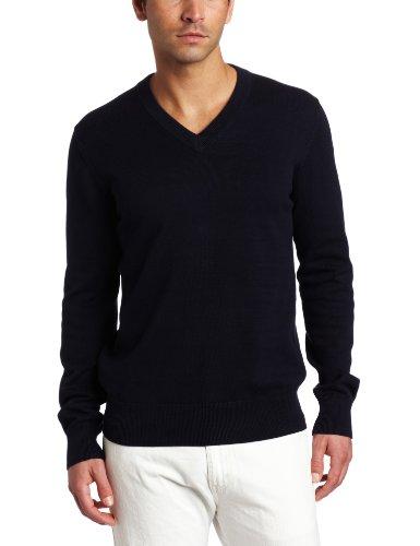 Jack Spade Men's Eggers V-neck Sweater