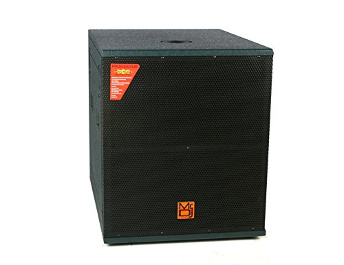 Mr. Dj PRO6000AMP 18'' 6000W Professional Series Active/Pre Amplified Subwoofer by Mr. Dj