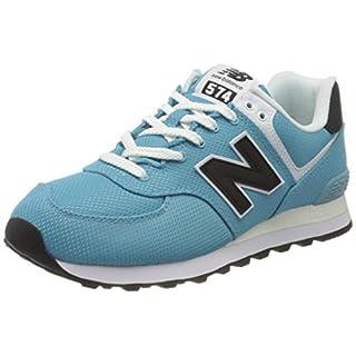 New Balance Men's 574v2 Sneaker, Grey, Women 2
