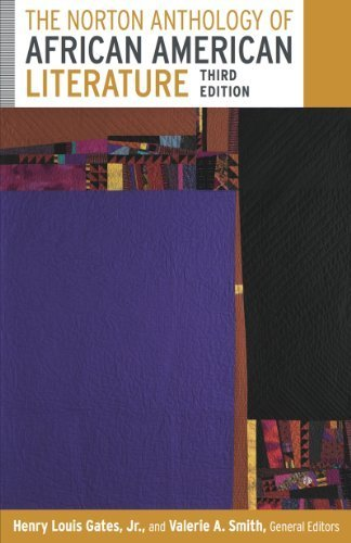 The Norton Anthology of African American Literature (Third Edition) (Vol. Vol 1 + Vol 2) (2014-03-25) (The Norton Anthology Of African American Literature)