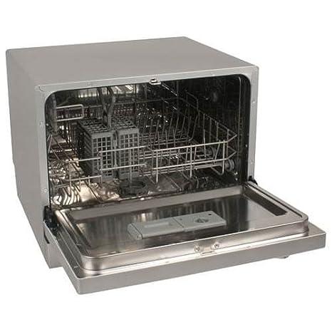 Amazon.com: edgestar 6 Place Setting Countertop Portable ...