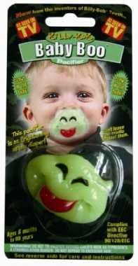 Baby Boo Billy-Bob chupete con: Amazon.es: Juguetes y juegos