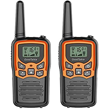 Amazon.com: Walkie Talkies Long Range for Adults Two-Way